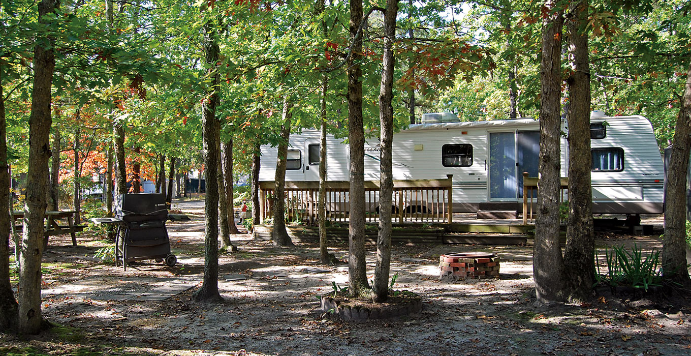 Pleasant Valley Family Campground Southern New Jersey Shore Camping